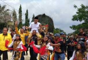 Menuju Swasembada Daging, Cagub Riau Arsyadjuliandi Rachman Janjikan Asuransi 500 Ribu Ekor Sapi