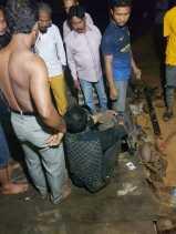 Curi Mesin Air Masjid, Remaja di Inhil Nyaris Dibakar Massa