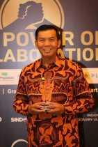 Disaksikan Empat Menteri, Malam Nanti DR Firdaus Terima Penghargaan Pemimpin Inspiratif