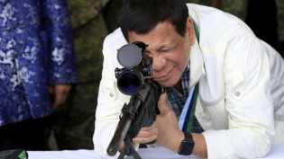 Duterte Cabut Keanggotaan Filipina di Mahkamah Internasional
