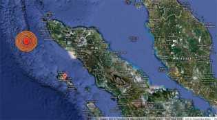 Aceh Kembali Diguncang Gempa