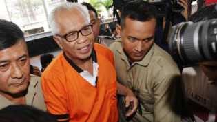 Hukuman Penjara OC Kaligis Dikurangi, Ini Tanggapan Ketua MA