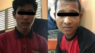 Pencuri Motor Mahasiswi UIN Pekanbaru Dibekuk Polisi