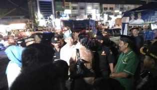 Ribuan Warga dan Tari Tambua Tansa Sambut Kehadiran Firdaus di Tabek Gadang Pekanbaru