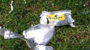 Bom Panci di Taman Pandawa Cicendo Bandung, Isinya Paku