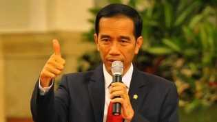 Presiden Jokowi Lepas Hibah Beras Untuk Sri Lanka