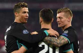 Cristiano Ronaldo dan Real Madrid Ukir Rekor di Liga Champions