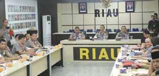 Rekrutmen Polisi, Riau Dapat Kuota 250 Orang
