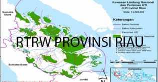 200 Izin Usaha di Riau Terdampak Karena RTRW