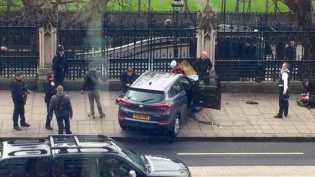 London Mencekam, Aksi Teror Tewaskan Lima Orang