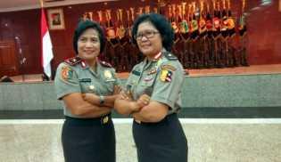 Ini Dua Perempuan Berpangkat Jenderal di Kepolisian