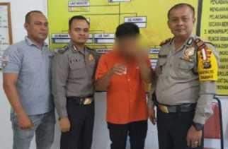 Oknum Honorer BP2TPM Kampar Berinisial ZL Tertangkap Bawa Sabu