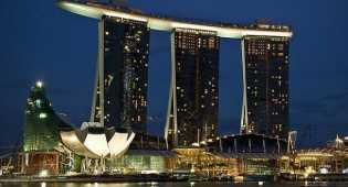 Singapura bersyukur Indonesia tangkap teroris hendak bom Marina Bay