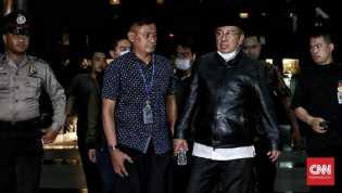 Calon Gubernur Sultra dan Anaknya Walikota Kendari Terjaring OTT KPK