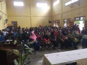 Berita Khusus Pilgubri 2018 Kuansing Bergetar, 480 Relawan Bergerak Menangkan Lukman Edy-Hardianto