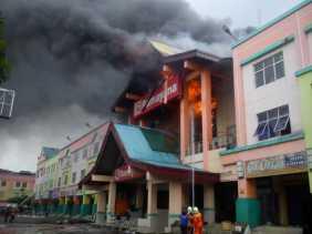 April 2018, Plaza Sukaramai di Serahkan ke Pedagang