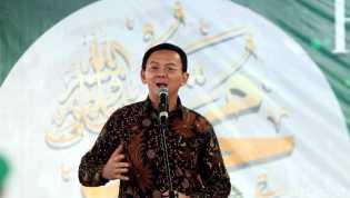 Hasil Survey LSI Elektabilitas Ahok Meningkat , Ahok: Warga Jakarta Pemaaf