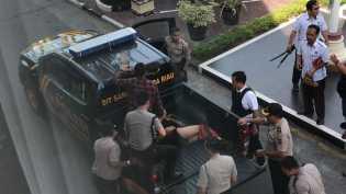 Tiga Orang Terduga Teroris Ternyata Warga Dumai, Ini Identitasnya