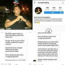 Sidang Penistaan Agama di Riau, AB Purba Minta Hakim Batalkan Dakwaan JPU