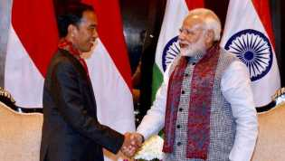 Jokowi Lobi India soal Tarif Bea Masuk Sawit Indonesia