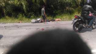 Berikut Kronologis Tewasnya Mahasiswi KKN UIN Susqa di Jalan Lintas Siak-Pekanbaru