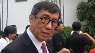 Menkumham Tegaskan Pemerintah Tidak Sadap SBY