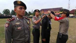 Apel Penutupan Lat-Pra Ops Mantap Praja Muara Takus 2018, Kapolda Riau Irjen Nandang Pastikan Jajara