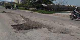 Pemko Pekanbaru: Pemprov akan Segera Perbaiki Jalan Garuda Sakti Tahun Depan