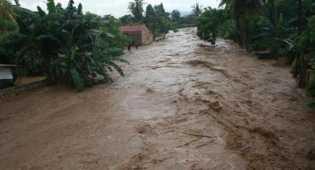 Banjir Bandang di Jambi, Jalur Alternatif Lintas Sumatera Putus
