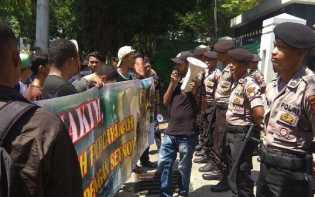 Sidang Vonis Setnov, Polisi Kerahkan Ratusan Personel