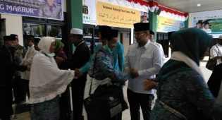 Pemkot Pangkalpinang Lepas 168 Calon Jemaah Haji