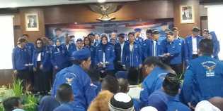 Lantik kader di Yogyakarta, SBY pesan tak perlu banyak janji & retorika