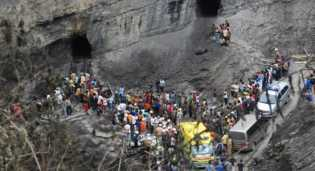 Dua Pekerja kritis, Tambang Batubara di Sumbar Meledak