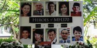 Keluarga Korban MH370 Gelar