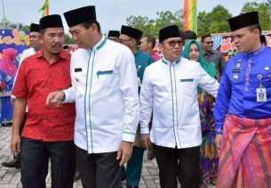 Firdaus Resmikan RSUD Madani Kota Pekanbaru