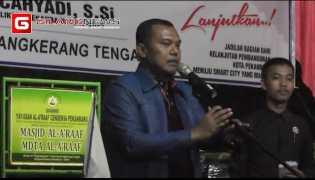 Ketua DPRD Rohul Akui Kehebatan Firdaus - Ayat