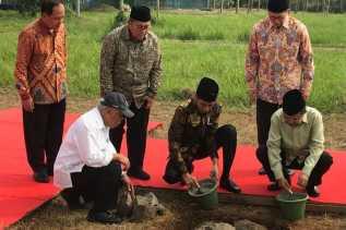 Jokowi Minta UIII Dibangun di Lahan Seluas 1.000 Hektare, tapi Ini Kenyataannya...