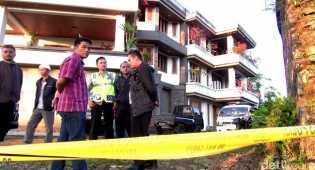 Pelaku Pembunuh Pengusaha Asal Jakarta di Vila Mewah Sukabumi Tertangkap