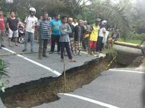 Akses Riau-Sumbar Sudah Dapat Dilalui