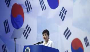Presiden Korea Selatan Dimakzulkan