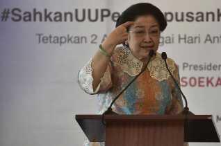 Megawati : Kok Karena Satu Orang, Ributnya Setengah Jagat