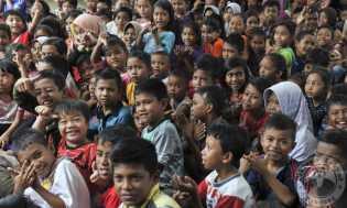 Pengungsi Aceh 83.838 Orang, Tersebar di 124 Titik