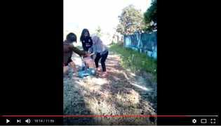 Heboh... Ini Video Pengeroyokan Siswi SMP Mulai Hijab Dibuang Hingga Ditelanjangi