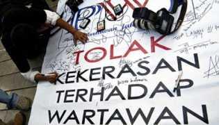 Diancam Akan Dibunuh, Sejumlah Wartawan di Rohil Minta Perlindungan