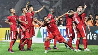 Timnas Indonesia Raih Rangking Terbaru FIFA ke Peringkat Delapan