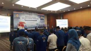 Achmad Mundur Dari Pencalonan Ketua Demokrat Riau