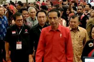 Jokowi Tanggapi Silang Pendapat JK, Luhut dan Susi soal Penenggelaman Kapal