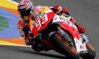 Marquez Terdepan Valentino Rossi Urutan 15 di Kualifikasi MotoGP Australia