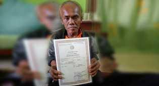 Kisah Kakek Waluyo Yang DiKira Telah Meningggal