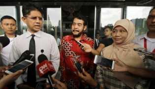 DPR Akan Revisi UU KPK, Laode: Menggangu Kinerja Kami Saja
